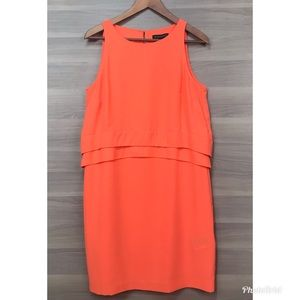 Banana Republic Neon Shift Dress